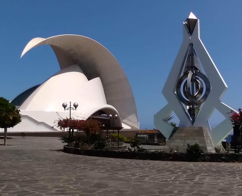 Virtual tour street view business, virtual tour 360, foto 360, vista auditorium del Calatrava