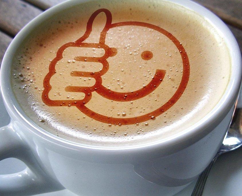 Immagine rappresentativa di un cliente felice