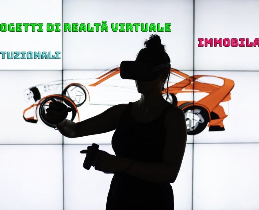 Anteprima di lavoro in realtà Virtuale