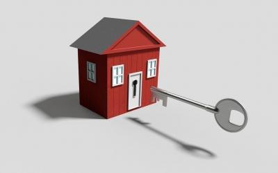 Icona rappresentante un logo per agenzie immobiliari